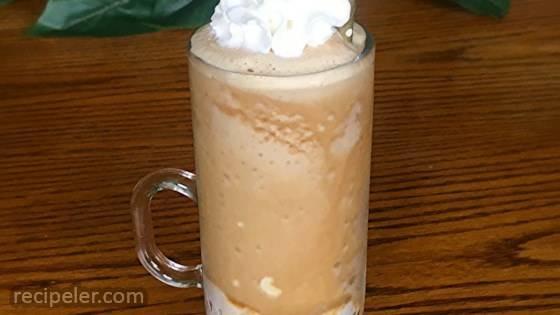 Granita di Caffe con Panna (talian Coffee Granita)