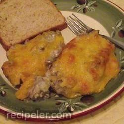 Gravy Potatoes