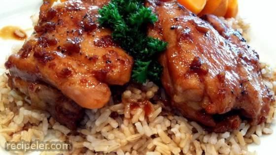 Greek Chicken Dish