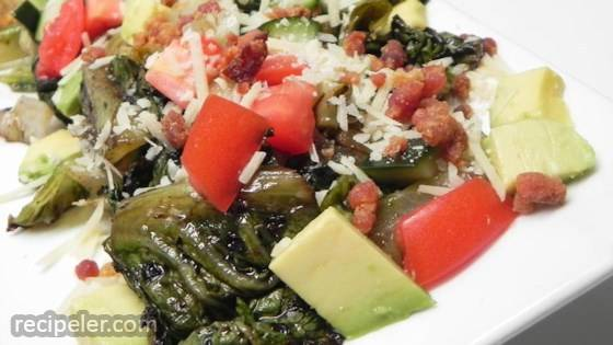 Grilled Chopped Salad