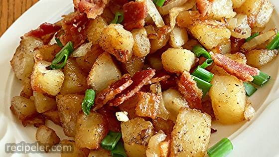 Grilled Foil-Wrapped Potatoes