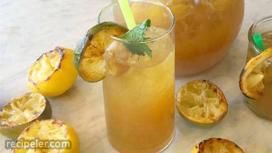 Grilled Lemon Limeade