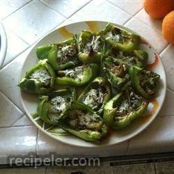 grilled peppers