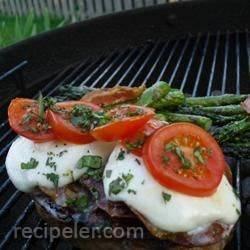 Grilled Talian Pork Chops
