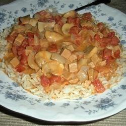 ground nut stew