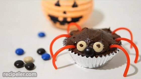 Halloween-nspired Cupcakes
