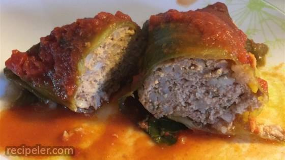 Halupki (Stuffed Cabbage)
