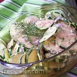 ' Hate Cucumbers!' Cucumber Salad