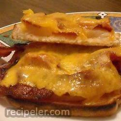 Hawaiian Sandwiches