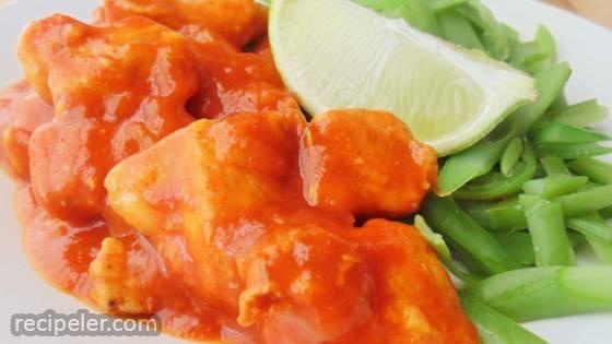 Healthier and Tastier Tikka Masala