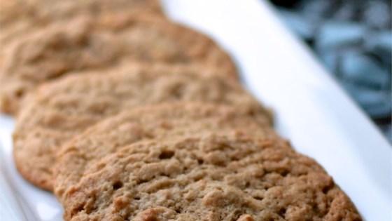 Healthier Classic Peanut Butter Cookies
