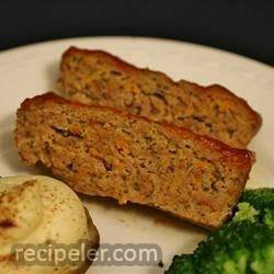 Healthier Easy Meatloaf