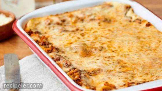 Hearty Veggie Lasagna