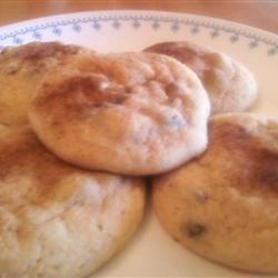 Helen's Raisin Drop Cookies