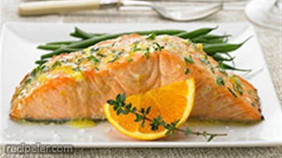 Herbed Citrus Salmon