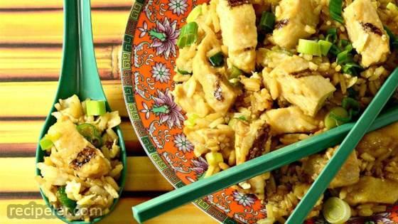 Hibachi-Style Fried Rice