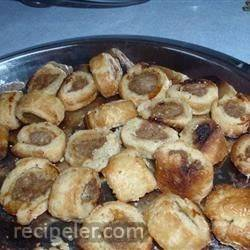 Homemade Puff Pastry Recipe with Sausage Rolls