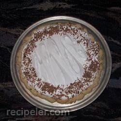 Honey Chocolate Pie