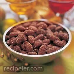 Honey Crystal Almonds