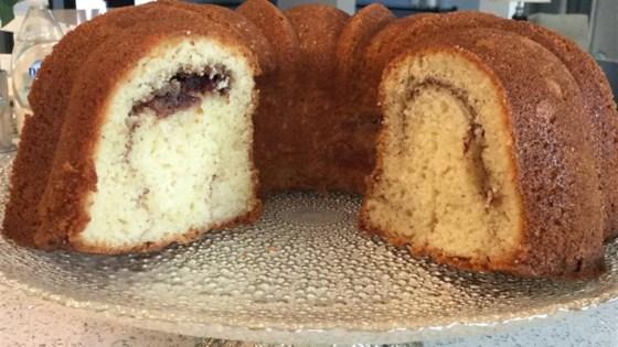 honey's butter cake