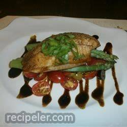 Honey Soy Tilapia