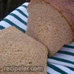Honey Wheat Bread V