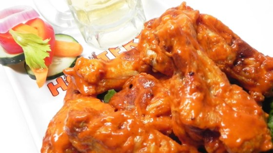 hot and spicy wing sauce