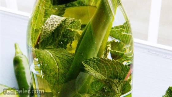 Hot Green Water