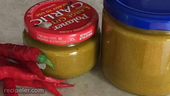 Hot Pepper Mustard
