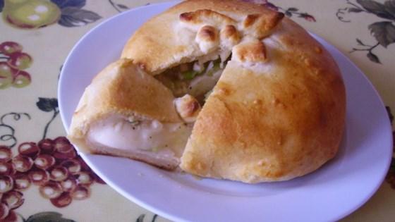 jamie's baked brie