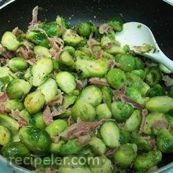 jasmine's brussels sprouts