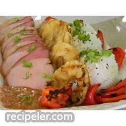 Javanese Pork Tenderloin