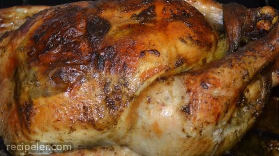 Jill's Herb Roasted Chicken