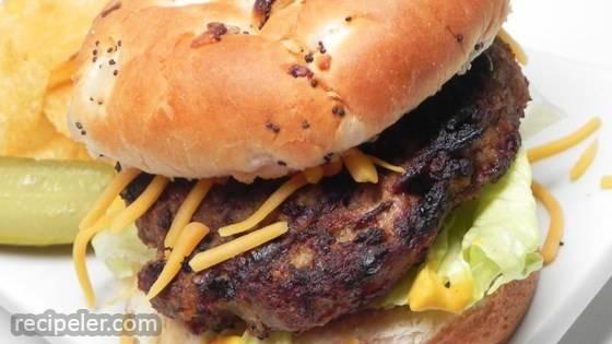 Jive Turkey Burgers