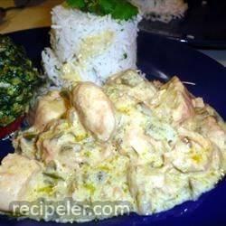 Joanne's Jalapeno Chicken