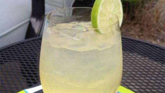 Joe's Perfect 'anti-sour Mix' Margarita