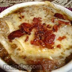 Julia's Excellent French Onion Soup
