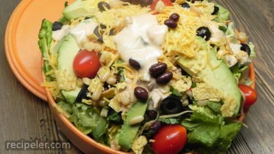 Julie's Mexican Salad nspiration