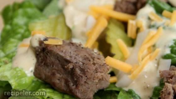 Just Like A Mac Attack Salad