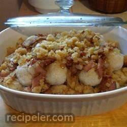 Kartoffel Kloesse (Potato Dumplings)