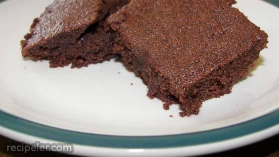 katrina's best-ever chocolate brownies