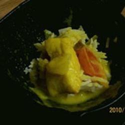 kerala tilapia (ndian curried fish)