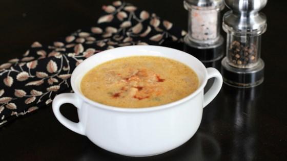 keto nstant pot® soup (low carb)