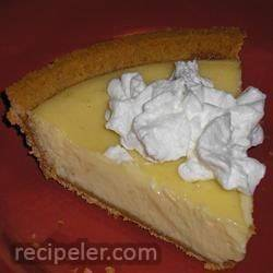 Key Lime Cream Pie