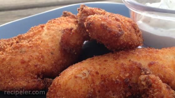 Kiki's Favorite Deep-Fried Buttermilk Chicken Tenders