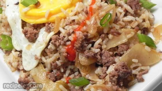 Kimchi Bokeumbab (Kimchi Fried Rice)