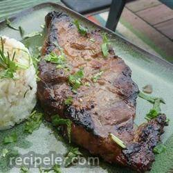 Korean Marinated Flank Steak