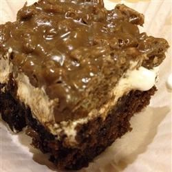 krispy brownie delights