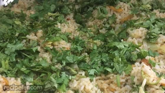 Lamb Meatballs Over Tandoori Naan
