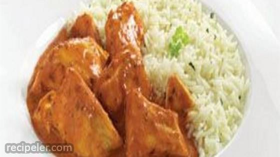 Lasooni Murgh (Garlic Flavored Spicy Chicken)